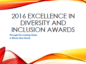 2016 UAMS Diversity and Inclusion Awards
