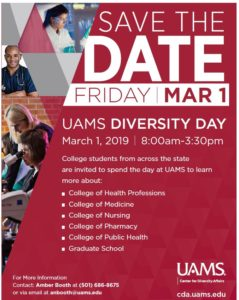2019 Diversity Day, Save the date